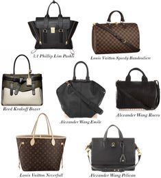 Best designer handbags for around a thousand.
