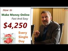 How To Make Money Online Fast  And Easy 2017   Easy Ways To Make $4250 ...
