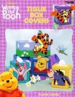 winnie the pooh and friends tissue covers