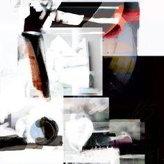 Super Mario collage _ bianco o nero_ Bianco