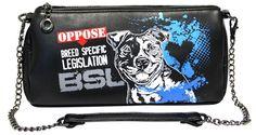 Calico Dragon Oppose Breed Specific Legislation Pitbull Dogs Purse – moodswingsonthenet