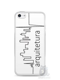 Capa Iphone 5C Arquitetura #1 - SmartCases - Acessórios para celulares e tablets :)