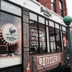 Streetbird Rotisserie in New York, NY