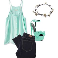Untitled #4, created by brittney-bailey on Polyvore