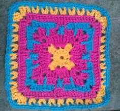 Ravelry: Project Gallery for Cassidy's Block pattern by Jennifer Lynn Carter