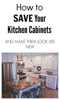 1000 images about nuvo cabinet paint on pinterest for How to make old kitchen cabinets look new