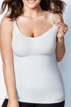 4426afe251773 The Body Silk Seamless Nursing Cami provides everything moms love about the  Body Silk Seamless Nursing