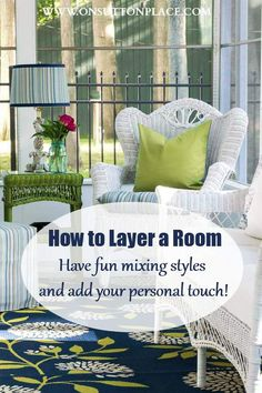 How to Layer a Room in 10 Easy Steps | On Sutton Place