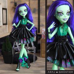 Monster Doll Creep Dress