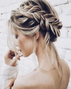 Image about girl in | hair goals | by meri  on We Heart It
