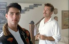 Top+Gun+Movie+Cast | ... and Tom Skerritt in Top Gun. The movie made a star out of Cruise