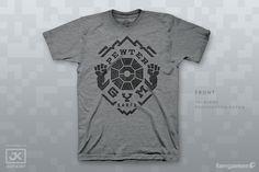 Pewter Gym Pokemon shirt Fangamer