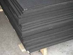 """Rubber Stall Mats 4'x6'x3/4"""" 