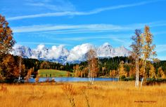 Schwarzsee im Herbst Mountains, Nature, Travel, Switzerland, Autumn, Voyage, Viajes, Traveling, The Great Outdoors