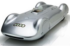 Auto Union Type C Streamliner