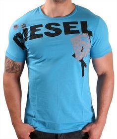 Diesel Jeans Men's Tocar T-Shirt Tee Crewneck Blue Size S Diesel,http://www.amazon.com/dp/B008BHP1YE/ref=cm_sw_r_pi_dp_qQV7qb02EKGNYJ49