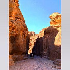Wadi Musa وادي موسى