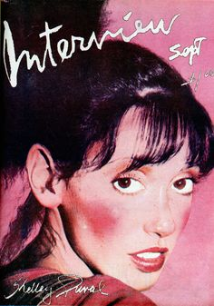 Obvious History: Shelley Duvall was propositioned at 17 to be in a porno - Interview Magazine The Craft Movie, Girls Run The World, Im Losing My Mind, Passion Project, The Shining, I Icon, Magazine Art, Magazine Covers, Cinematography