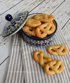 Cheese pretzels / ka