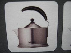 Britannia Stove Top Retro Kettle Stainless Steel 1.7 L  New Boxed