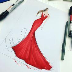 Fashion Illustration Tutorial, Fashion Drawing Tutorial, Fashion Figure Drawing, Fashion Drawing Dresses, Fashion Illustration Dresses, Dress Design Drawing, Dress Design Sketches, Fashion Design Sketchbook, Fashion Design Drawings