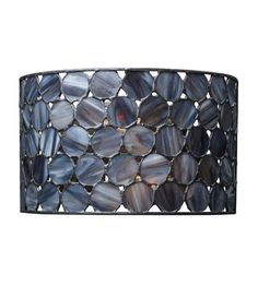 ELK Lighting Cirque 2 Light Wall Sconce in Matte Black 72000-2 #lightingnewyork #lny #lighting
