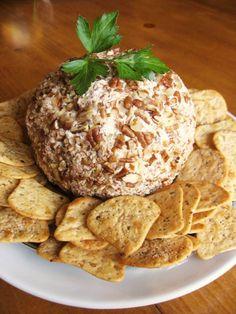 pineapple-cheeseball