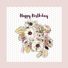 50 Free Vector Happy Birthday Card Templates / 50 Vectores de Plantillas para Tarjetas de Cumpleaños