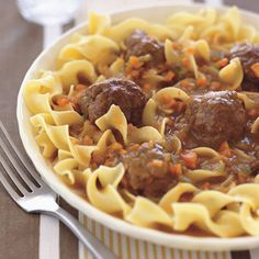 Rachel Ray Hungarian Meatball Stew