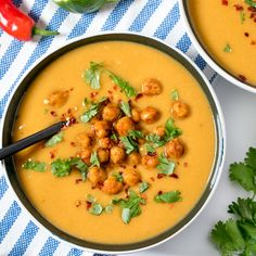 You're gonna love this healthy AND comforting vegan lunch!