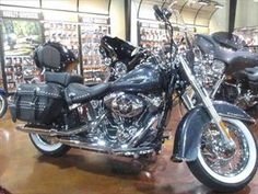 2015 Harley-Davidson Softail HERITAGE CLASSIC FLSTC