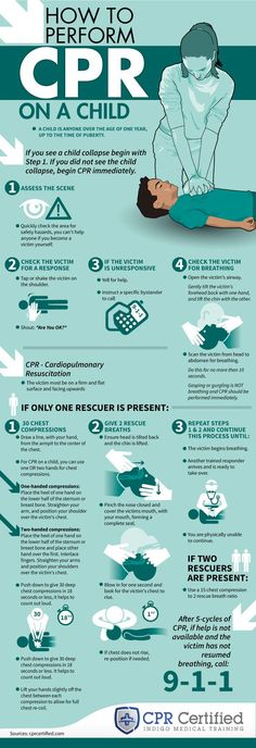 Kids Health How to give a child CPR. Read this now because you never know when you Baby Health, Kids Health, Children Health, Survival Tips, Survival Skills, Kids And Parenting, Parenting Hacks, Foster Parenting, How To Perform Cpr