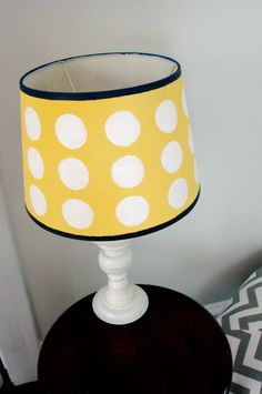 Homemade Lamp Ideas homemade lamp shade | baby girl | pinterest | homemade lamp shades