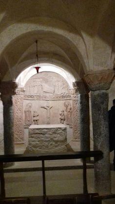 Cripta S.Pietro al Monte