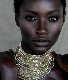 Love this choker via Jewels on Pinterest. Follow us @SIGNATUREBRIDE on Twitter and on FACEBOOK @ SIGNATURE BRIDE MAGAZINE
