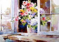 Window Bouquet   Bridget Austin