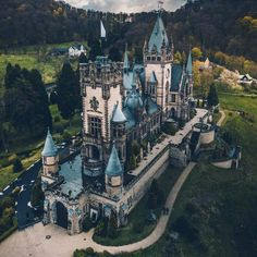 #Accommodation in Konigswinter, Germany for 7 nights for 2 guests from $469. Www.travels-away.com  #konigswinter #Germany #CASTLE #Flights #travelsaway Flight And Hotel, Makassar, Big Ben, Castle, Germany, Around The Worlds, Island, Night, Building