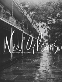 Wild Weekend: New Orleans  |  The Fresh Exchange