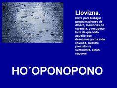 LLOVIZNA - HOOPONOPONO EL PODER DEL AMOR