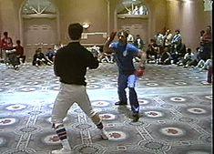Sparring at a Tai Chi tournament in Florida in (Video Here) Parkour, Martial Arts Workout, Boxing Workout, Jiu Jitsu Training, Self Defense Martial Arts, Ju Jitsu, Self Defense Techniques, Brazilian Jiu Jitsu, Fight Club