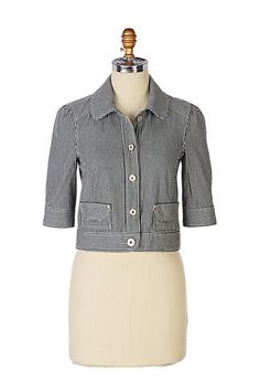 Whistle-Stop Jacket #anthropologie **Item sold