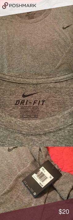 NWT Nike Dri Fit shirt Nike long sleeve men's workout shirt Nike Shirts Tees - Long Sleeve