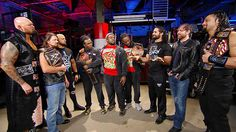 The Club, The New Day & The Shield