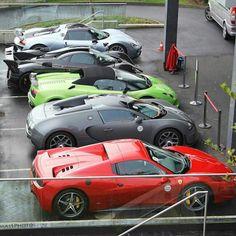 1• Porsche 918 Spyder  2• Pagani Zona Revolucion 3• Lamborghini Gallardo LP570-4.   Spyder Performante 4• Bugatti Veyron Grand Sport 5• Ferrari 458 Spider