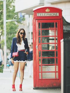 London Calling By Preppy Fashionist