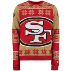 San Francisco 49ers Ugly Christmas Sweaters - Fans of the San ...