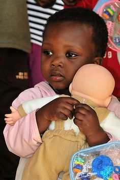 Volunteer at an orphanage in Africa