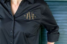Staff Uniform Branding: Harbor View Hotel © Bluerock Design bluerockdesignco.com
