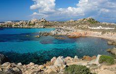 Lugares Fantásticos: Ilhas Lavezzi - Córsega – França