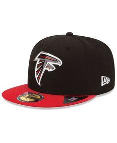 000981a5b2f New Era Atlanta Falcons 2015 Nfl Draft 59FIFTY Cap Falcons Rise Up